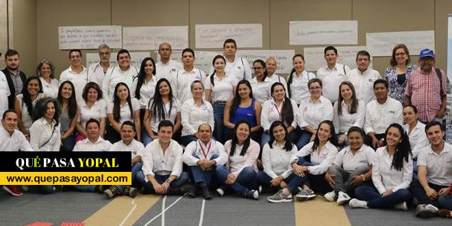 Photo of Operadores sociales de Equión compartieron historias  de transformación de vidas en Casanare