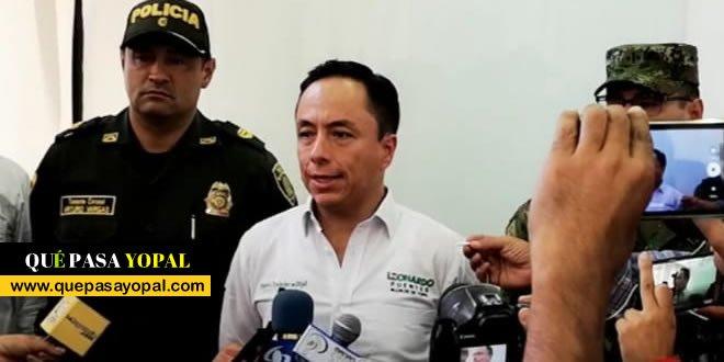 Photo of Alcaldía de Yopal adoptó medidas para la conservación del orden público de la ciudad