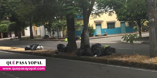 Photo of Residuos sólidos mal dispuestos están generando puntos críticos
