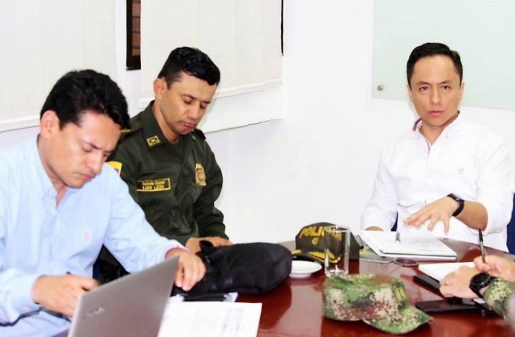 Photo of Autoridades de Yopal definen medidas preventivas de seguridad