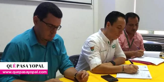 Photo of Ediles desarrollaron agenda de trabajo con el Alcalde de Yopal