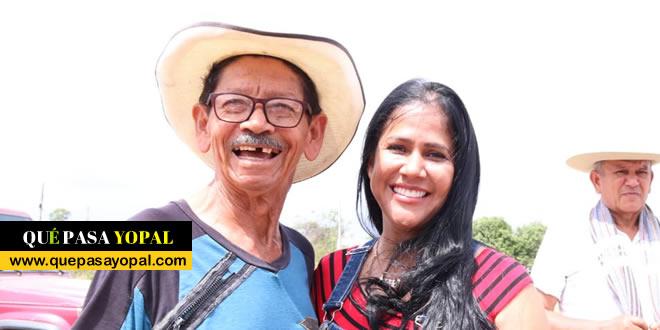 Photo of Entrega de paquetes nutricionales en sectores rurales de Casanare