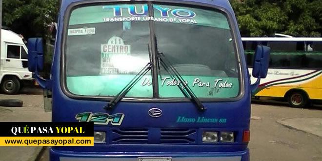 Photo of Sube el precio del transporte público en Yopal