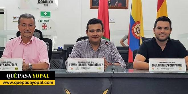 Photo of Alcalde de Yopal decreta ampliación de sesiones extraordinarias para el Concejo Municipal