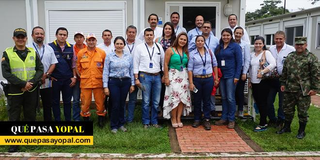 Photo of Equión y autoridades locales integran Comité de Desarrollo  de Infraestructura y Gestión de Riesgo en Casanare