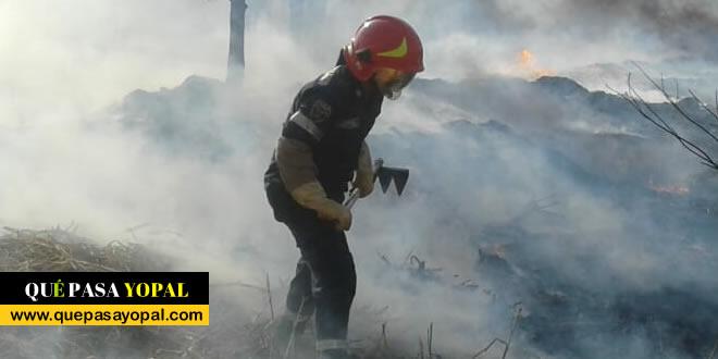 Photo of 17 municipios de Casanare declarados en ALERTA ROJA por incendios