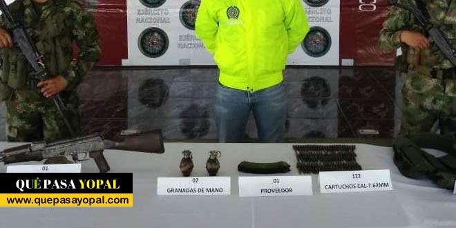 Photo of Hallado depósito ilegal con material de guerra entre Boyacá y Casanare