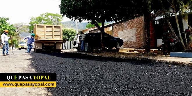 Photo of Balance positivo del proyecto de pavimentación de la red vial de Yopal