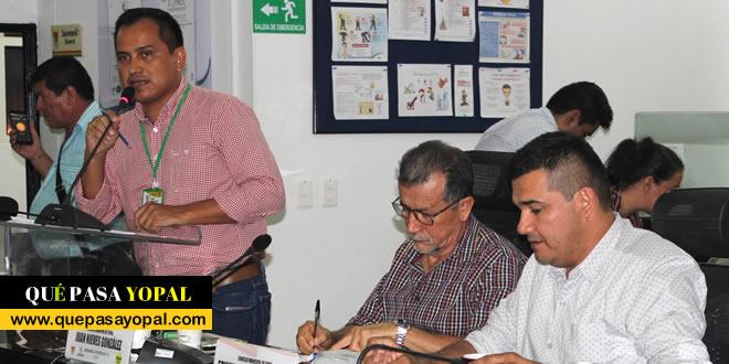 Photo of Secretario de Gobierno instaló período de sesiones extraordinarias del Concejo Municipal