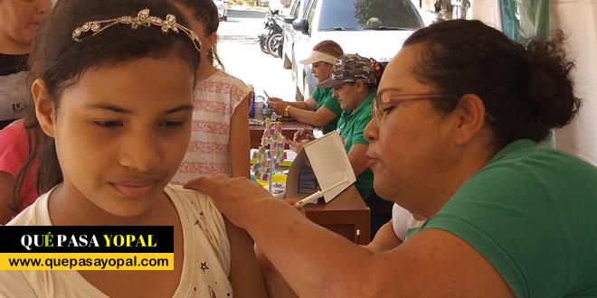 Photo of Habitantes del barrio 7 de Agosto de Yopal, se beneficiaron con brigada de salud