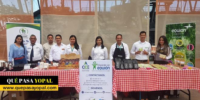 Photo of Emprendimientos casanareños exhibieron sus productos en Bogotá