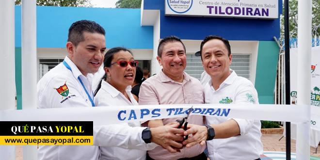 Photo of Ponen en funcionamiento Centro de Atención Primaria en Salud de Tilodirán