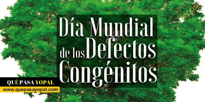 Photo of Yopal se une a la conmemoración del Día Mundial de los Defectos Congénitos