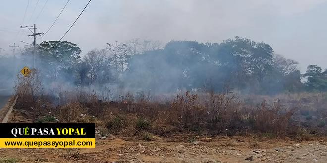 Photo of Autoridades en Yopal recomiendan a la comunidad abstenerse de realizar quemas