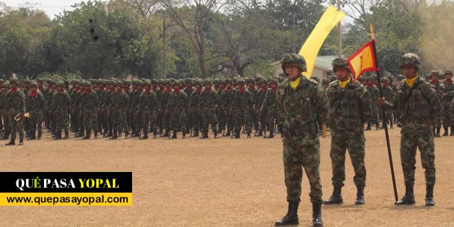 Photo of Soldados de la Décima Sexta Brigada juraron a la bandera