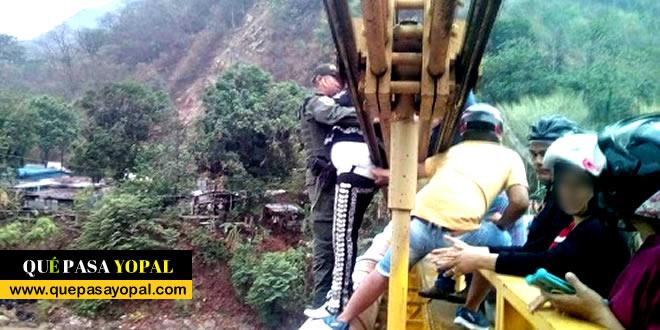 Photo of Policía evitó suicidio de un hombre en Yopal