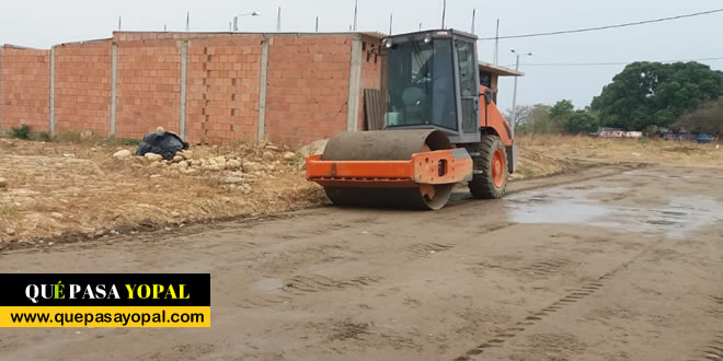 Photo of Mantenimiento de vías recibe comunidad de Villa David