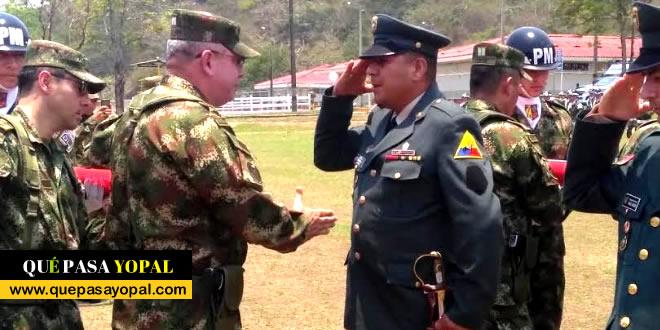 Photo of Ascendieron suboficiales del Ejército Nacional en Yopal