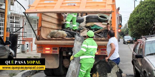 Photo of Jornadas de recolección de inservibles avanzan con éxito: 2.140 kilos recolectados