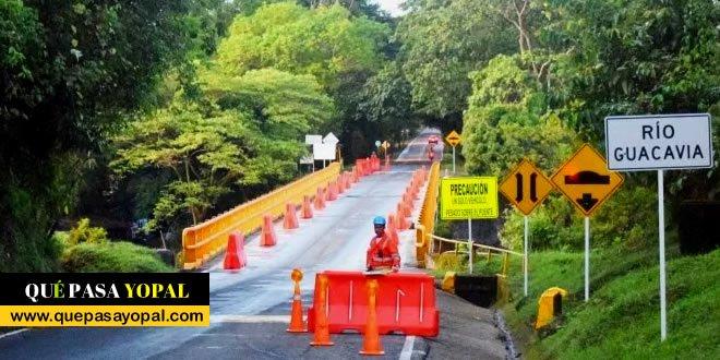 Photo of Cierres intermitentes del puente Guacavía por trabajos de mantenimiento