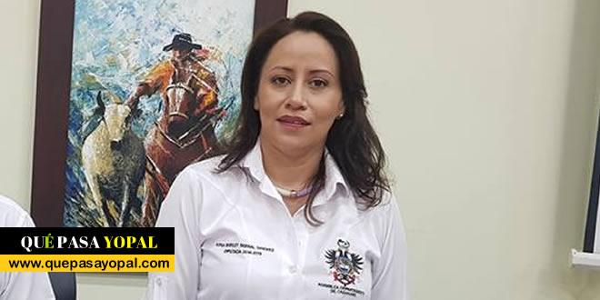 """Photo of """"La falta de empleo, es la que nos está volviendo víctimas en Casanare"""" Sonia Bernal"""