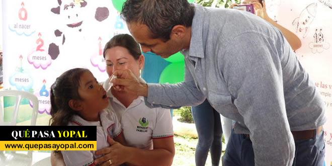 Photo of Segunda Jornada Nacional de Vacunación en Yopal