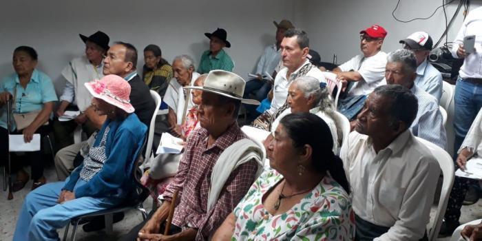 Photo of En Casanare, 54 personas mayores inician una nueva vida gracias a su indemnización