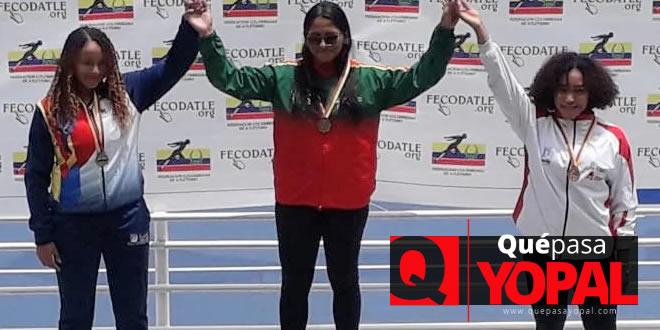 Photo of Atleta Brigith Mayorga en busca de la tricolor
