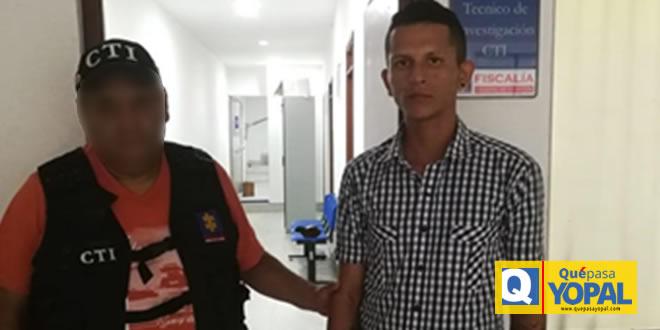 Photo of Capturado presunto responsable de homicidio en Yopal