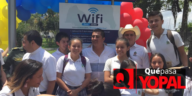 Photo of Chamezanos estrenaron dos Zonas WiFi Gratis para la Gente
