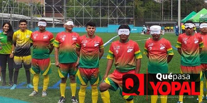 Photo of Selección Casanare de Fútbol Sonoro clasificó a juegos Paranacionales