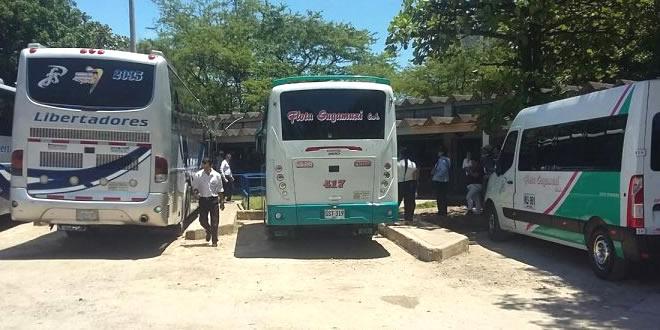 Photo of Terminal de Transporte de Yopal operará únicamente de 5:00 a.m. a 9:00 p.m.