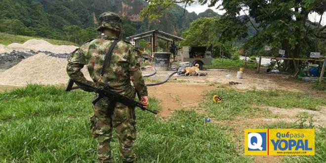 Photo of Ejército Nacional neutralizó atentado terrorista en contra del Consorcio Cusiana