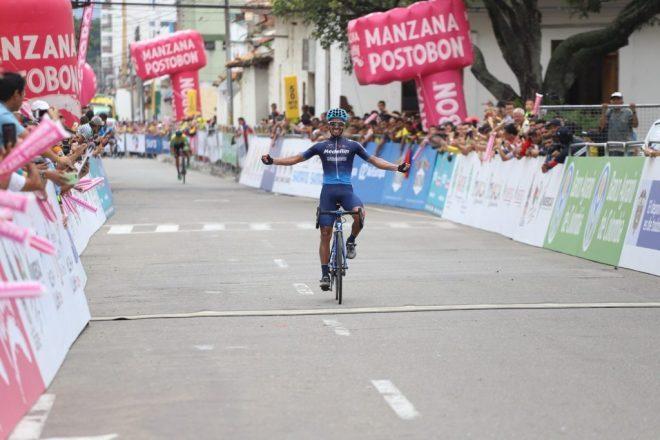Photo of Montoya venció y Oyola conservó el liderato de la Vuelta a Colombia Casanare Bicentenario Coldeportes