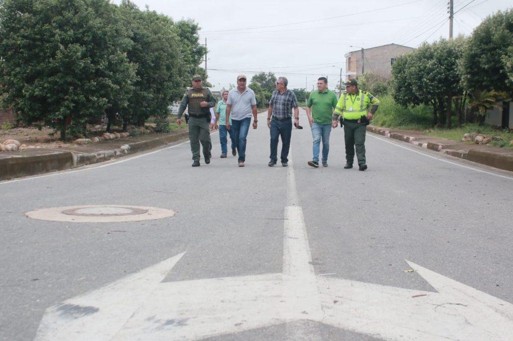 Photo of Las vías del departamento están en óptimas condiciones  para recibir la Vuelta Colombia