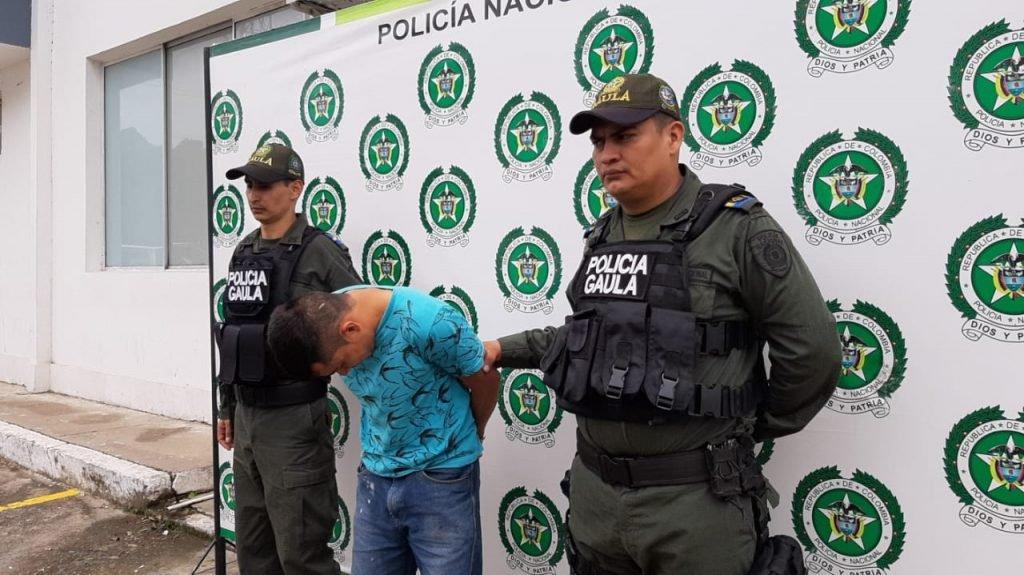Photo of Capturado en Maní cuando recibía dinero producto de extorsión