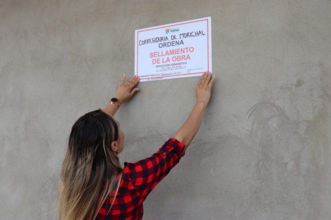 Photo of Diez obras de construcción de vivienda fueron selladas