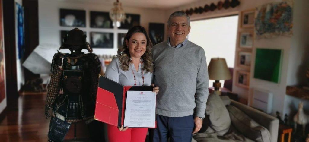 Photo of Fernanda Salcedo será la candidata liberal a la Alcaldía de Yopal