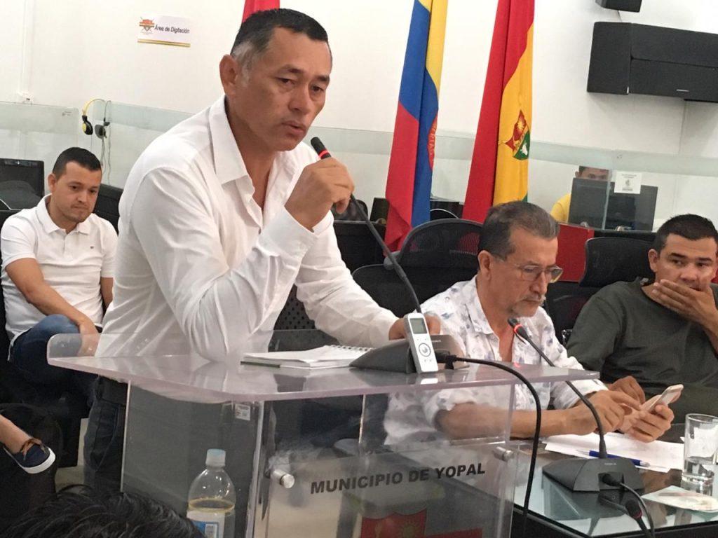 Photo of Aprobado proyecto de Acuerdo de reaforo del presupuesto municipal