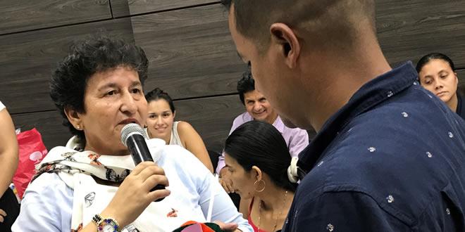 Photo of En Casanare Excombatientes y víctimas se dieron un abrazo