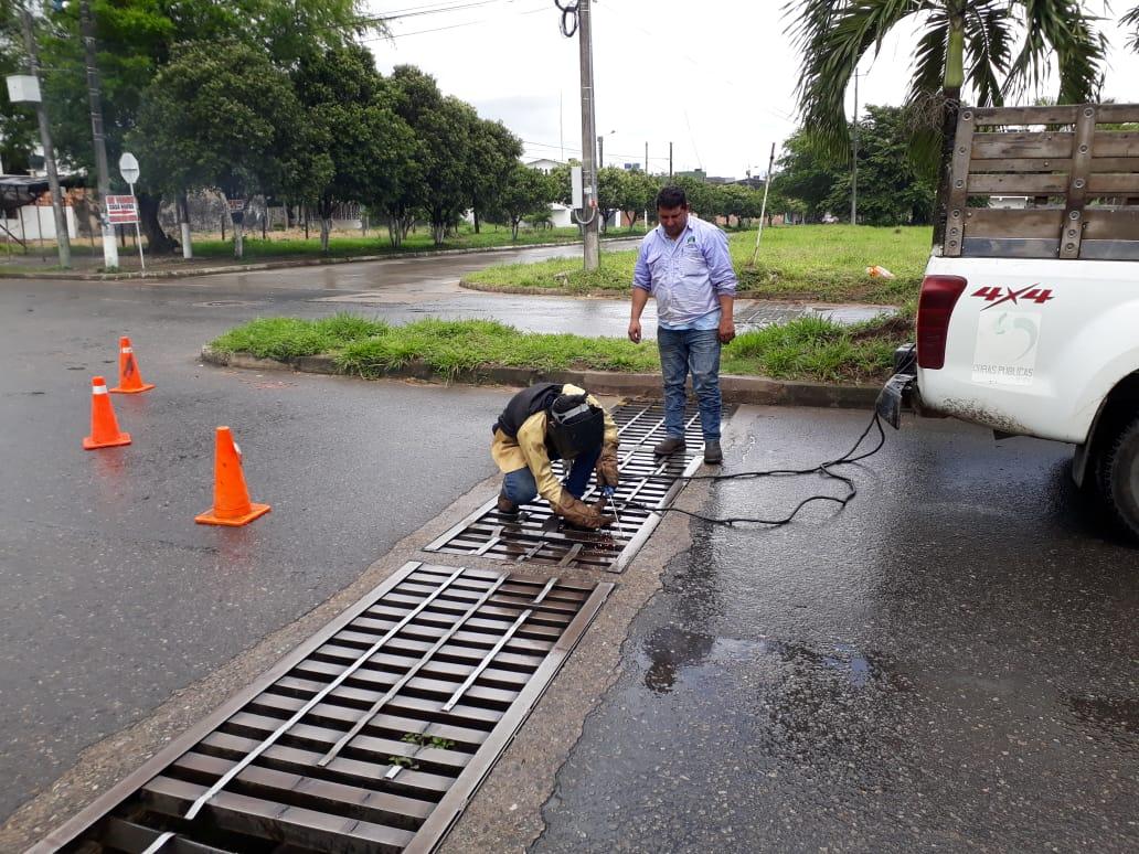 Photo of Avanza la recuperación de rejillas y sumideros en Yopal