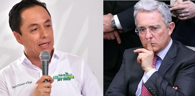 Photo of Leonardo Puentes y Uribe, enfrentados en redes sociales