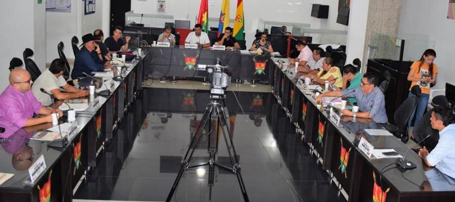 Photo of Concejo aprobó Proyecto de liquidación de la empresa Ceiba EICE