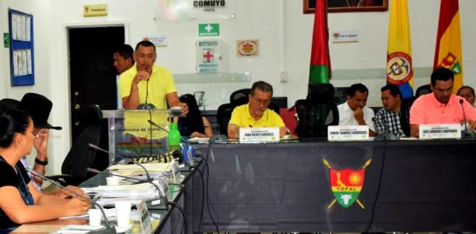 Photo of Aprobados recursos para fortalecimiento de la seguridad en Yopal