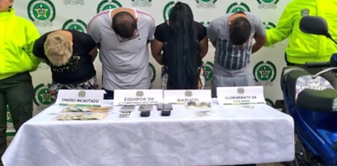 """Photo of En Yopal cayeron """"Los Zorros"""" banda dedicada al microtráfico"""