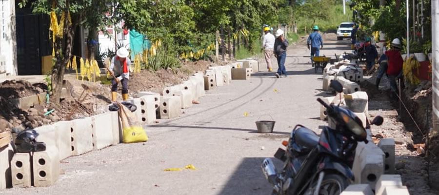 Photo of Avanza el proyecto de pavimentación de 140 tramos de vías urbanas de Yopal