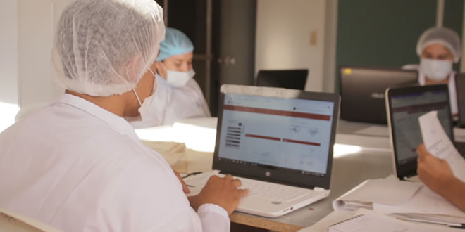 Photo of Gobernación restaura y digitaliza historias laborales y pensionales de la entidad