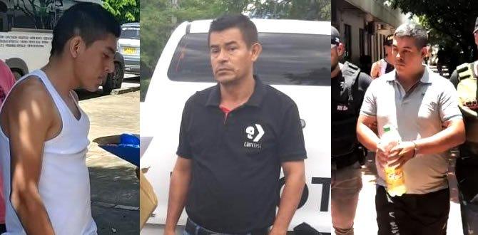 Photo of Los 8 integrantes de una familia vendían estupefacientes a domicilio en Yopal