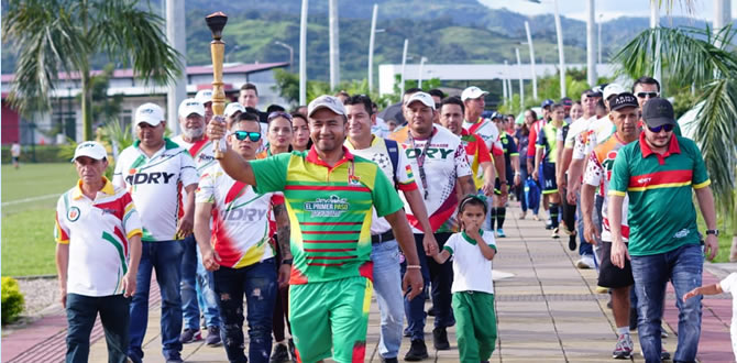 Photo of Instalados Juegos Intersecretarías de la Alcaldía de Yopal