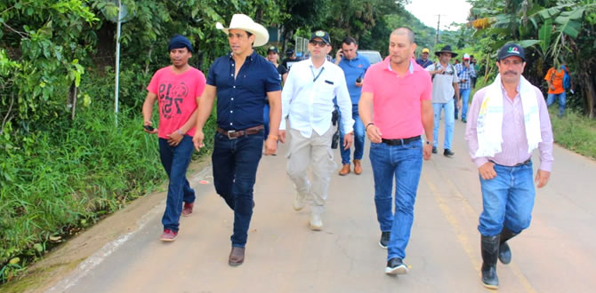Photo of Gobernador llamó la atención a consorcio que construye planta de tratamiento